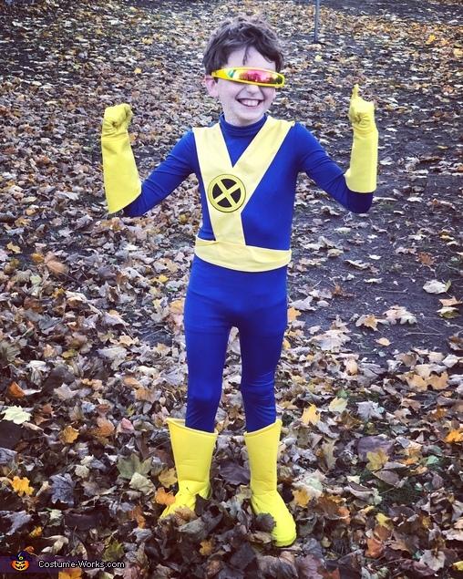 Cyclops, The X-Men Costume