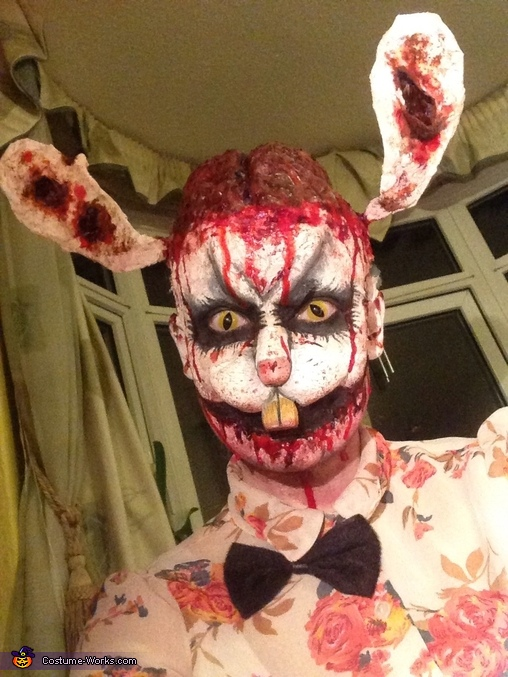 The Zombie Rabbit Costume