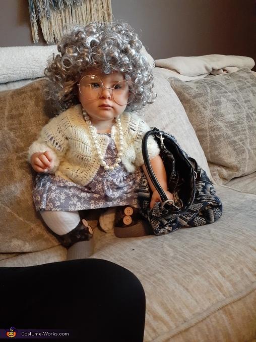 Thelma Harper Homemade Costume