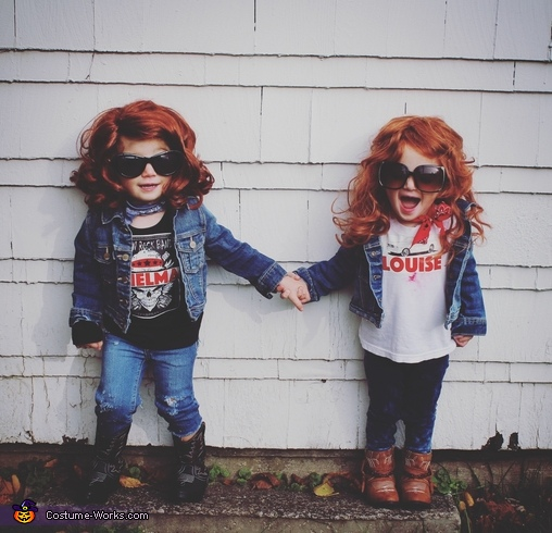 Thelma & Louise Costume