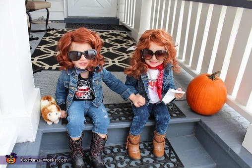 Thelma & Louise Homemade Costume