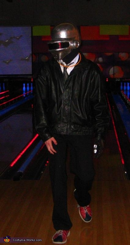 Thomas Bangalter from Daft Punk Costume