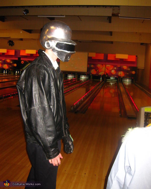 Thomas Bangalter from Daft Punk Costume