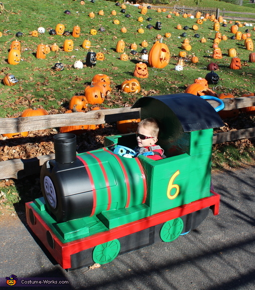 Thomas and Friends Percy Costume