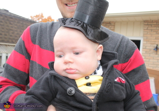 Sir Topham Hatt, Thomas and Sir Topham Hatt Costume