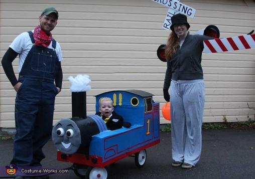 Thomas & Friends Costume