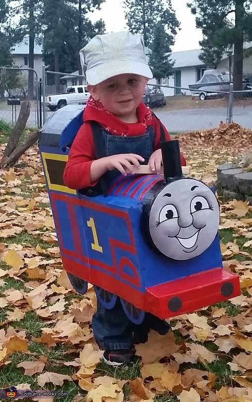 Thomas the Boy Costume
