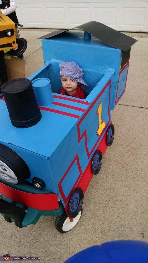 Thomas the Tank Engine Costume