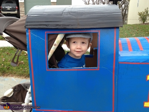 Train driver, Thomas the Train & Driver Costume
