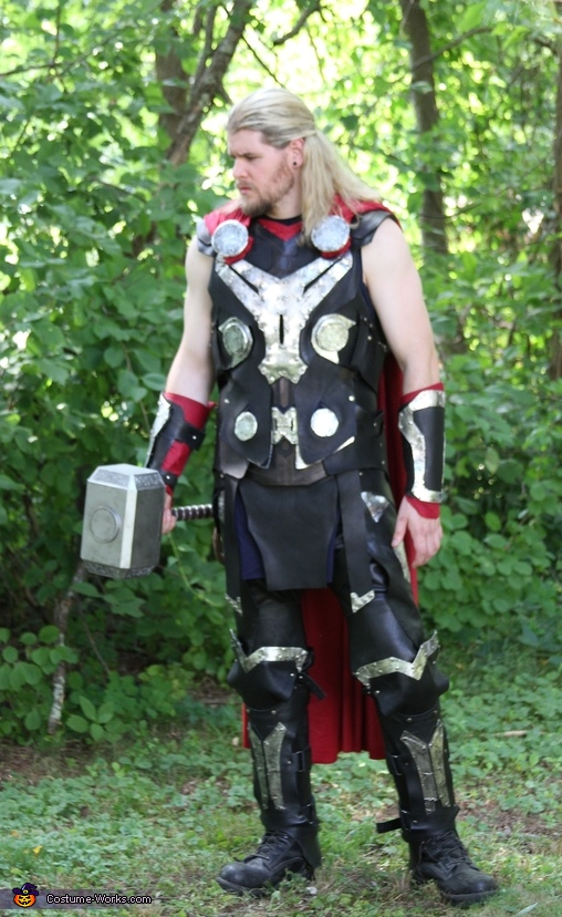Thor Age of Ultron Costume