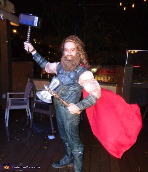 Thor Odinson Costume