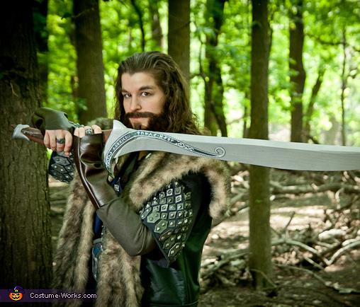 Thorin Oakenshield , Thorin Oakenshield Costume