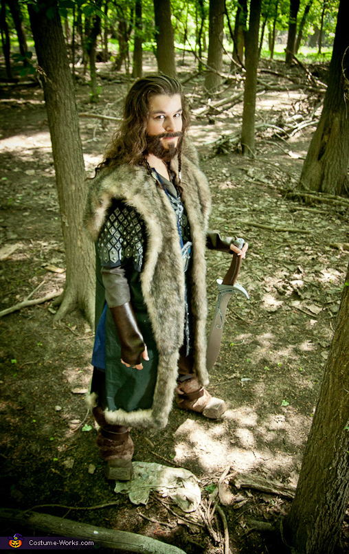 King of the Mountain , Thorin Oakenshield Costume