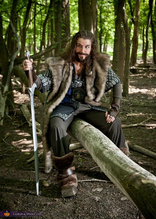 Thorin Oakenshield, Thorin Oakenshield Costume