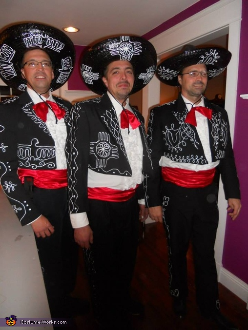 Three Amigos Halloween Costume