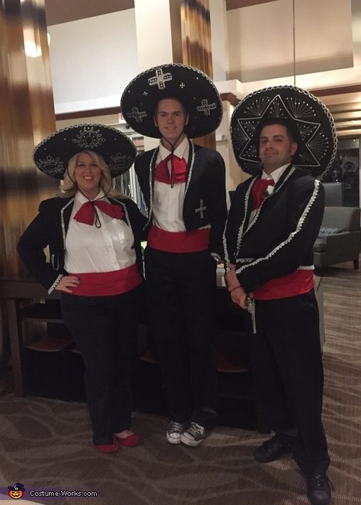 Three Amigos Costume