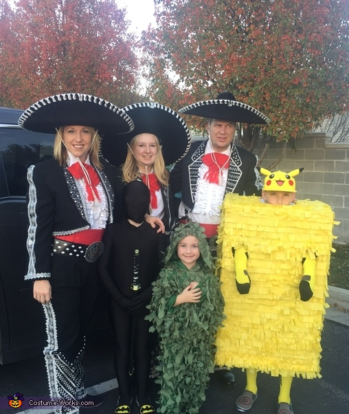 Three Amigos Movie Theme Costume