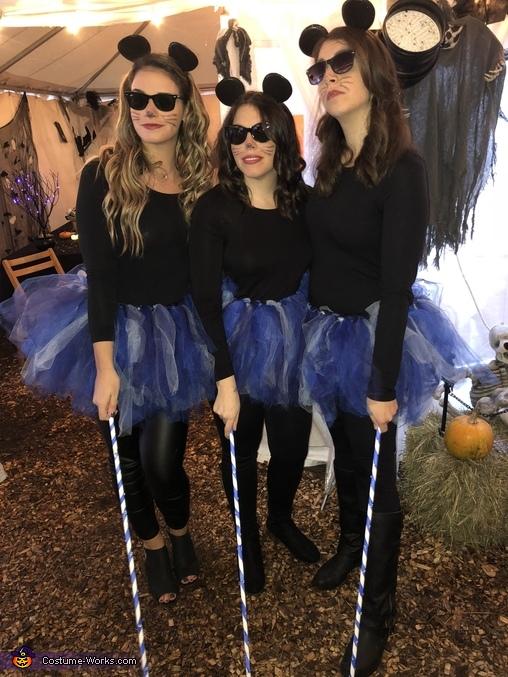 Three Blind Mice (2), Three Blind Mice Costume