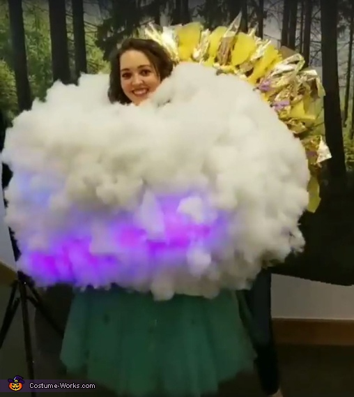 Thunder Cloud Costume