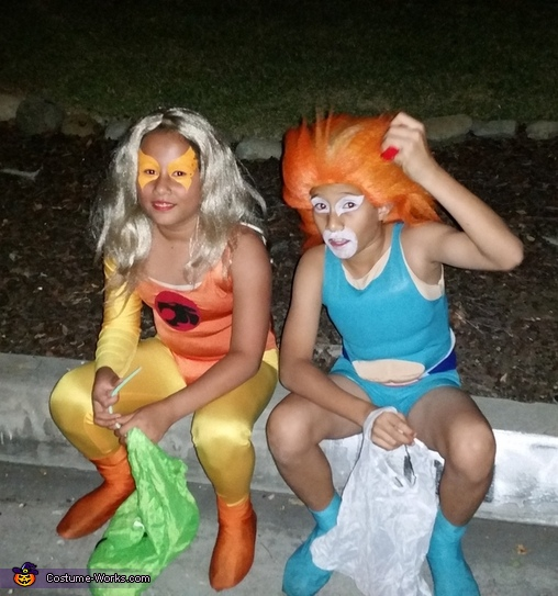 ThunderCats Homemade Costume