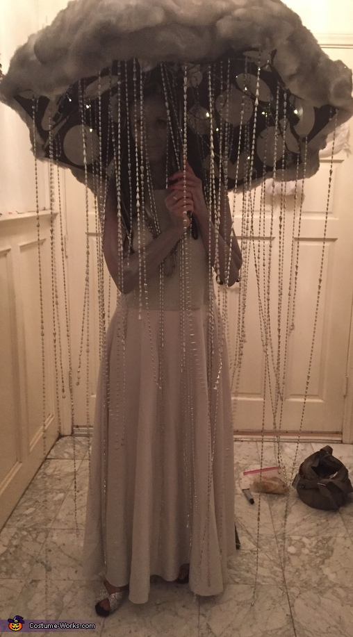 Thumderstorm Costume, DIY Thunderstorm Costume