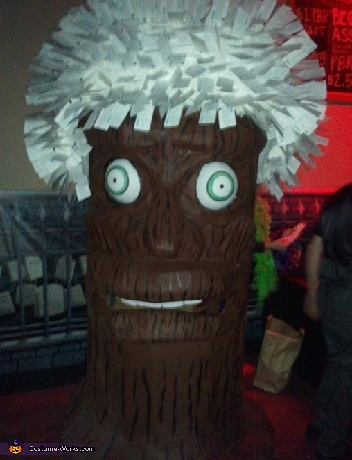 Ticket Oak Costume
