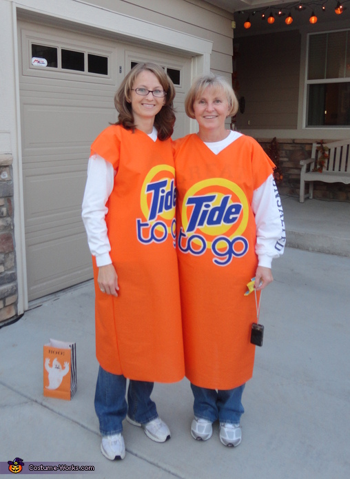 tide to go sticks costume