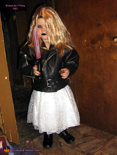 Tiffany Child's Play Costume