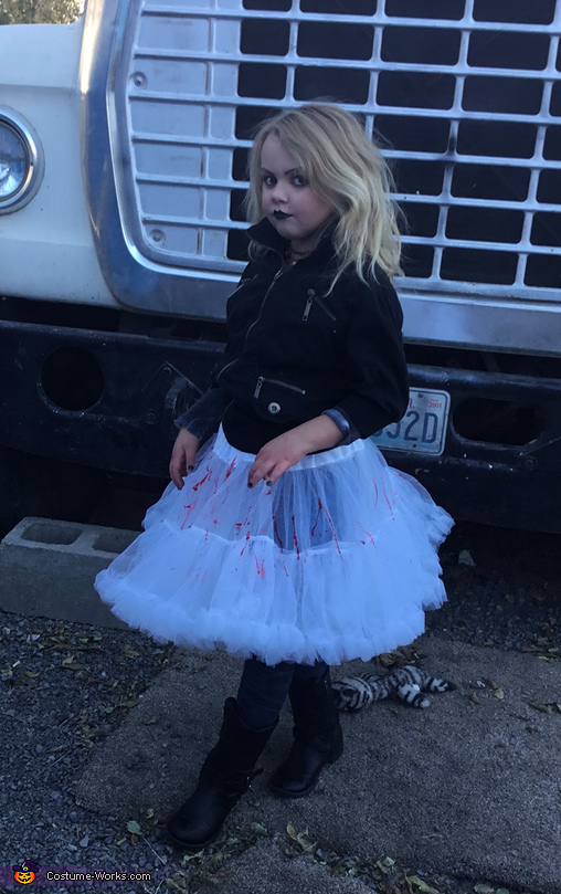 Tiffany, Bride of Chucky Costume