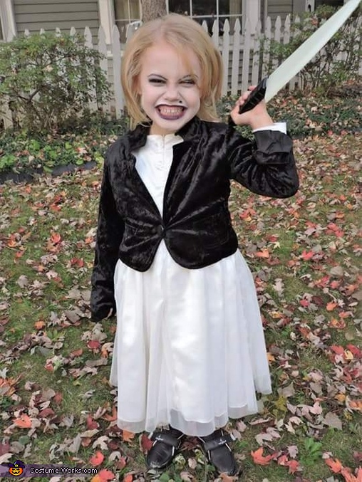 Tiffany from Bride of Chucky Costume