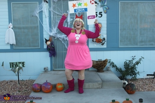 You Did It!, Tiffi from Candy Crush Costume