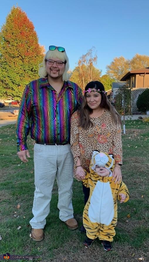 Tiger King Costume