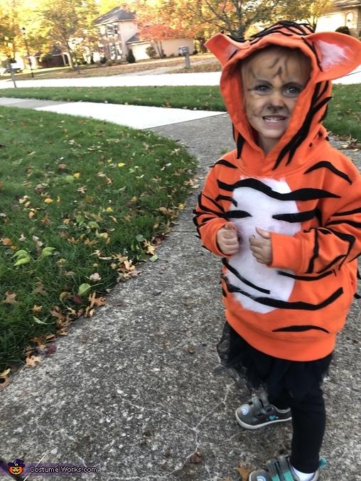 Tiger King Homemade Costume