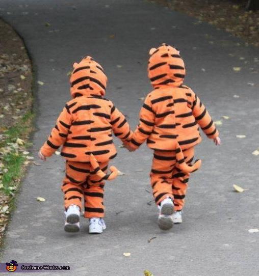 Tigers Costume
