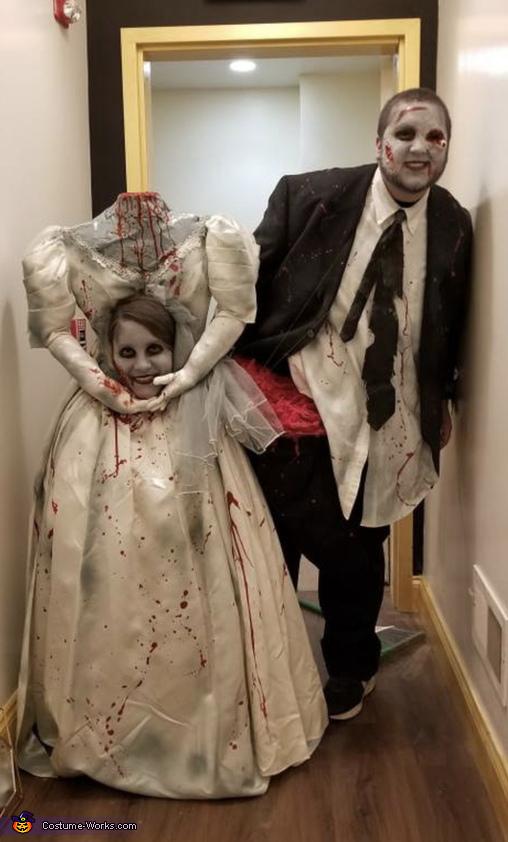 Til Death Do Us Part Costume