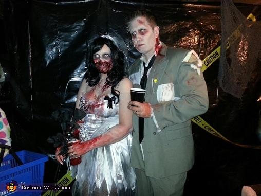u0027Til Death Do Us Part Costume  sc 1 st  Costume Works & Til Death Do Us Part Couple Costume