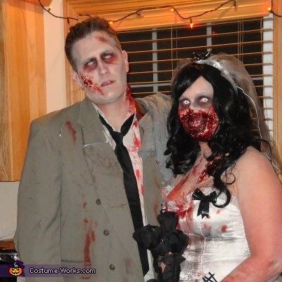 Deadly Matrimony, 'Til Death Do Us Part Costume