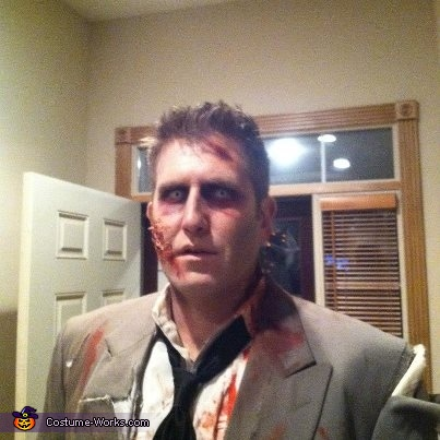 Zombie Groom, 'Til Death Do Us Part Costume
