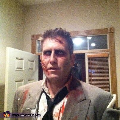 Zombie Groom, 'Til Death Do Us Part Costume