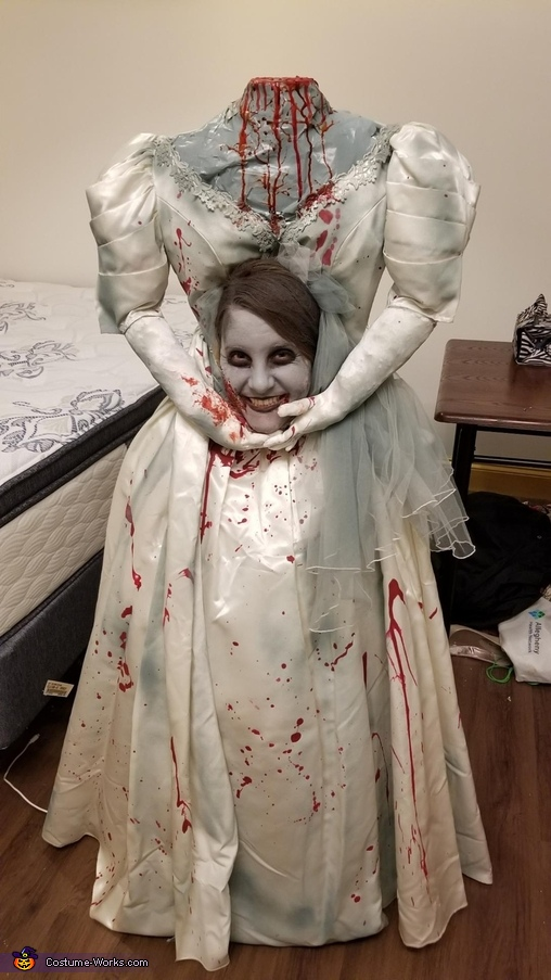 Til Death Do Us Part Homemade Costume