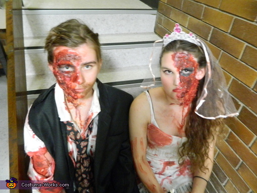 Till Death Do Us Part Costume