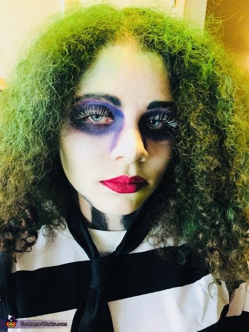 Beetlejuice, Tim Burton Fans Costume