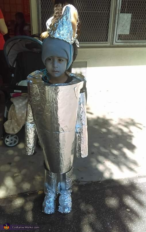 Tin Woodman Costume
