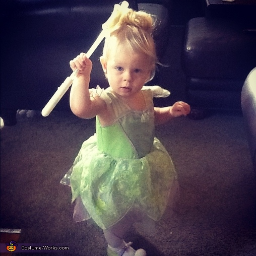 Fairy dust, Tinker Bell Baby Costume