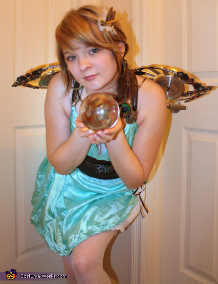 Tinker Fairy Costume