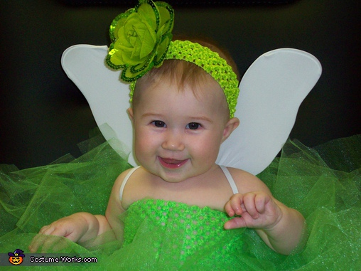 Tinkerbell Baby Costume