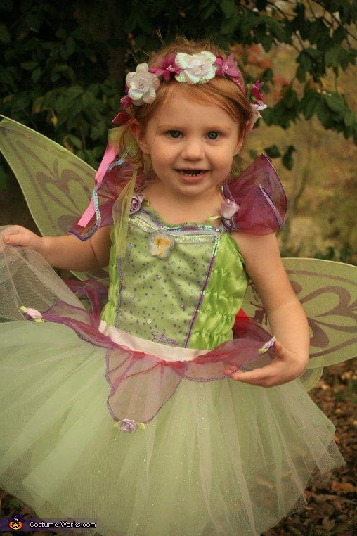 Tinkerbell Costume