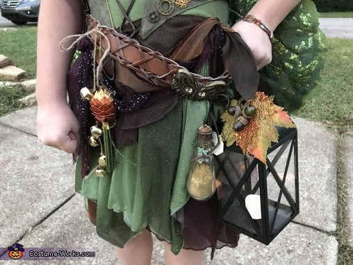 Tinkerbell #4, Tinkerbell Costume