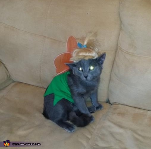 Tinkerbell Cat Costume