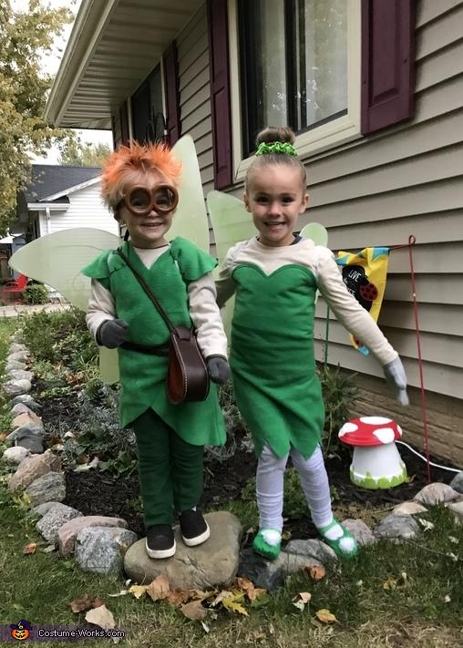 Tinkerbell & Bobble Costume